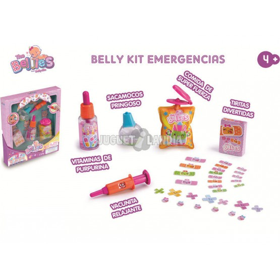 Bellies Belly-Kit de Emergencia