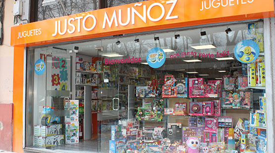 Tiendas Justo Muñoz Juguetes Deporte Y Hogar